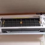 日立エアコンのフィルター掃除のやり方