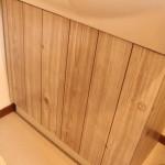 洗面器の雰囲気を変えたいなら木目調のリメイクシートで