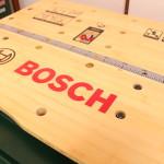 ボッシュの作業台「PWB600」が届いた