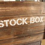 ホームセンターで買ったウッドボックスを簡単リメイク
