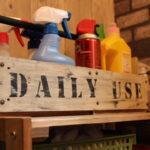 【100均DIY】セリアのカッティングボードでツールボックス作ってみた